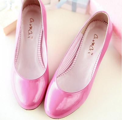 scarpe colorate
