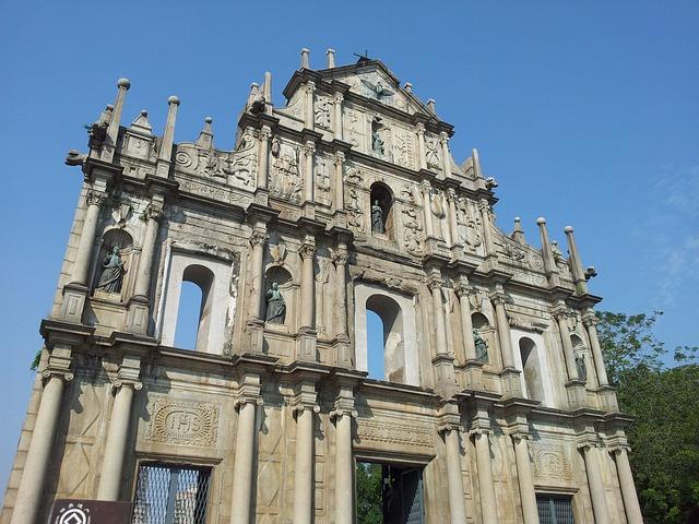 Macau-destinazioni cina