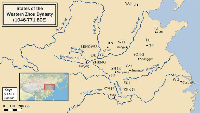 Zhou occidentali