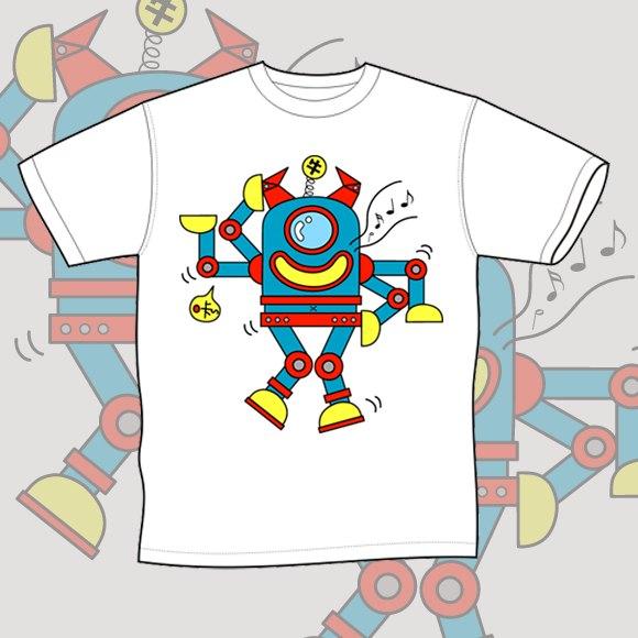 T-shirt per il nuovo anno