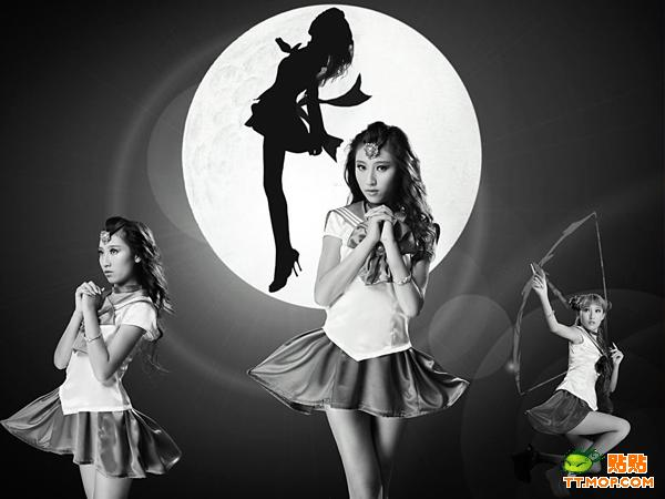 cosplay di Sailor Moon