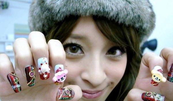 manicure cinese