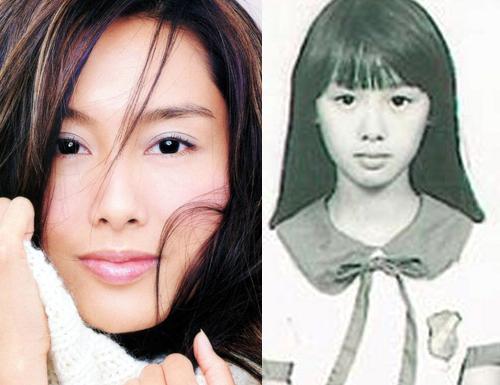 Athena Chu-star da piccole