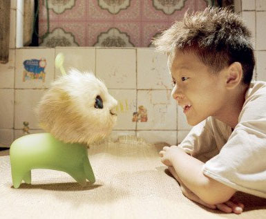 CJ7 di Stephen Chow