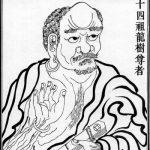 Tra il V ed il VI secolo consolidamento del buddhismo in Cina: Madhyamika e Yogacara