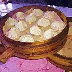 BAOZI (Panini Cinesi Cotti al vapore)