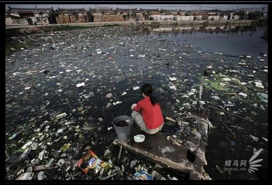 Inquinamento idrico in Cina