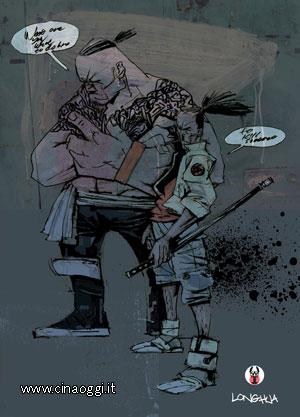 fumetto-shanghai-Manhua - i fumetti cinesi