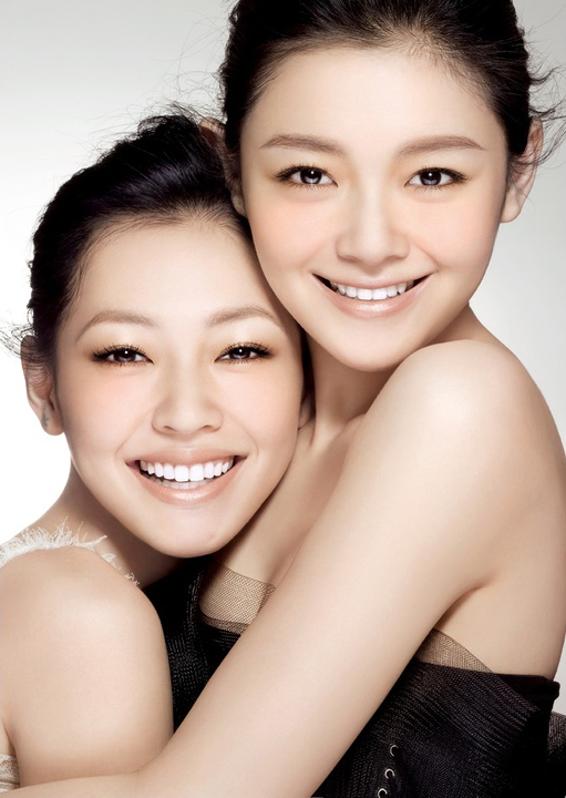 asos-da s-xiao s-sorelle cinesi
