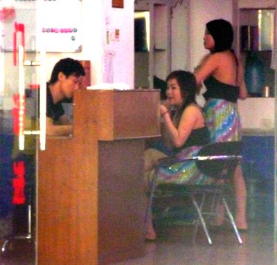 prostituta cinese