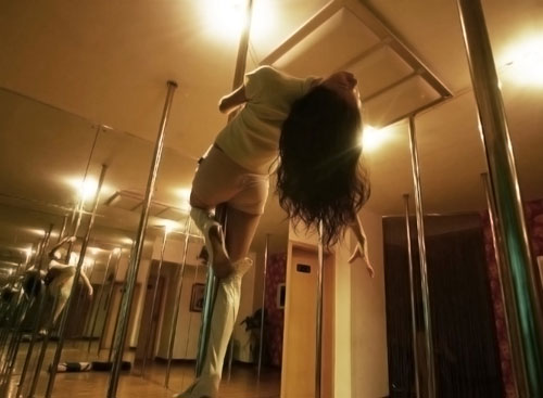 Pole Dance e Danza del Ventre in Cina