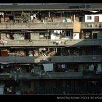 Il villaggio Maiale, i cuoriosi appartamenti Longchang a Shanghai