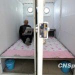 Appartamenti capsula a Pechino, 2 metri quadrati l'uno
