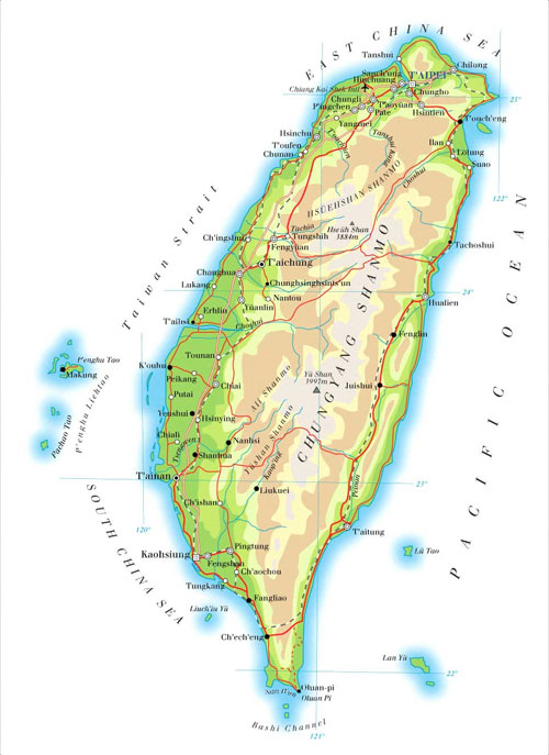 cartina-taiwan