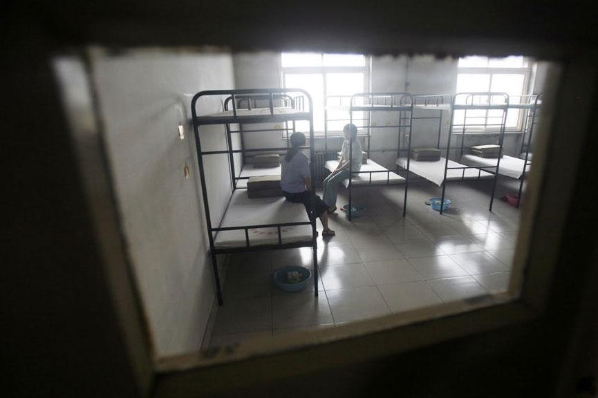 centro di recupero per giovani tossicodipendenti cinesi