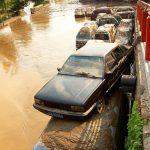 La Cina sott'acqua: le immagini