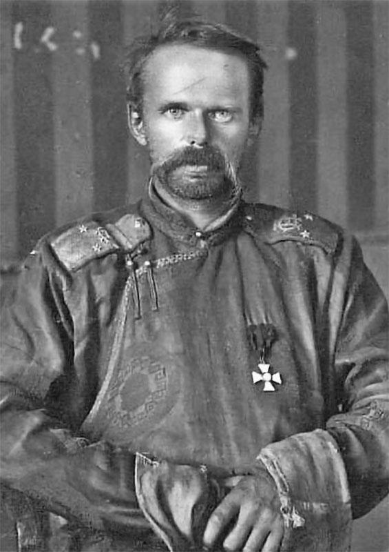 Barone Roman Ungern von Sternberg