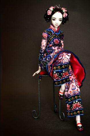 bambola cinese