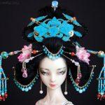 Le bambole cinesi di MarinaBychkova