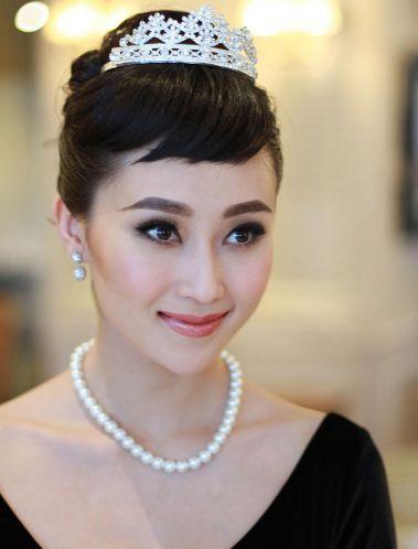 Interpretazione cinese di Audrey Hepburn