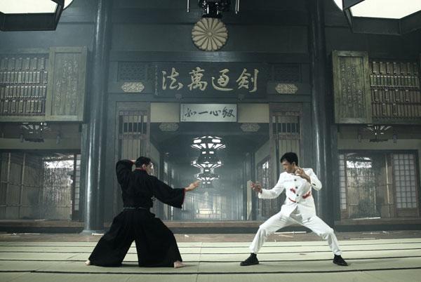 la leggenda del pugno: il ritorno di chen zhen