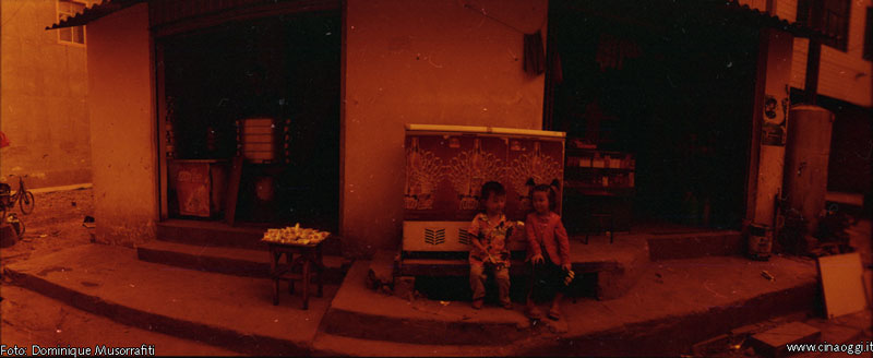 Fotografia analogica in Cina