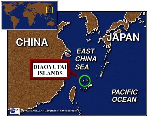 diaoyu_map