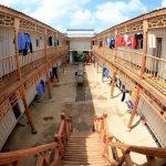 Case container per gli operai di Hainan