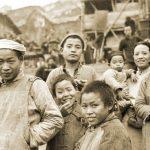 Foto storiche di Chongqing quando era capitale della Cina