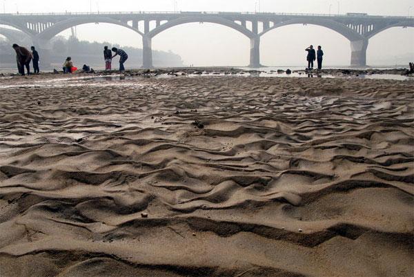 china_drought-3-Foto di siccità in Cina
