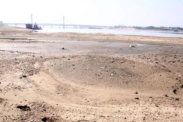china_drought-9-Foto di siccità in Cina