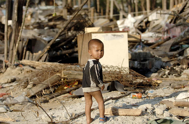 fenghuang-slum-demolition-1-Demolizione di un villaggio urbano