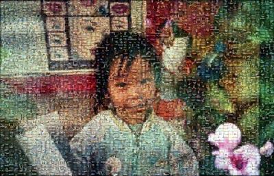 LOMO-title-mosaico interattivo