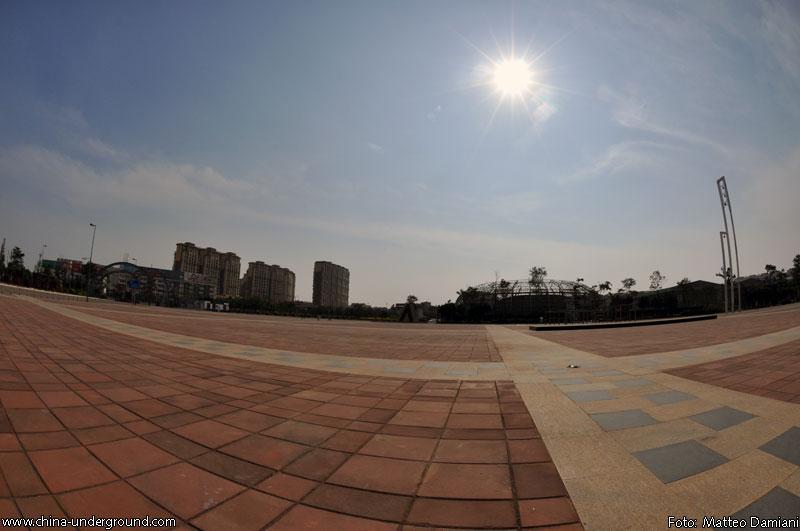 Chenggong città fantasma