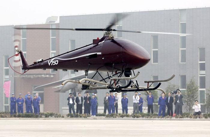 v750-001-grande elicottero del mondo senza pilota