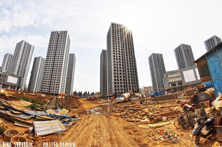 città fantasma in Cina