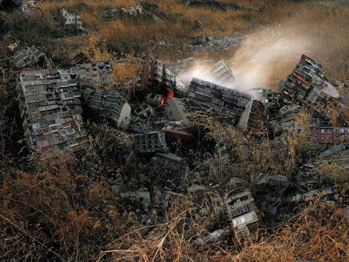 008Allbacktodust-urbanizzazione in Cina