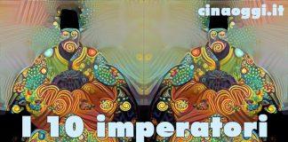 imperatori cinesi