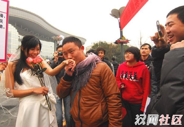 evento sensibilizzazione Cina