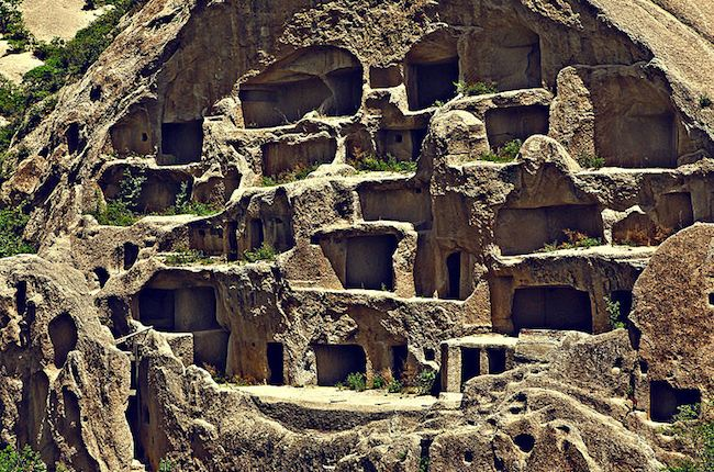 rovine di guyaju