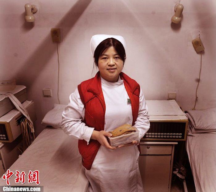 infermiera cinese