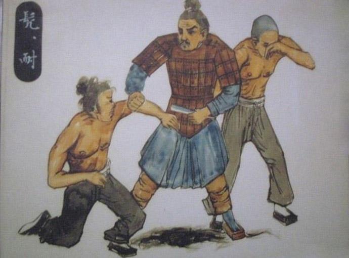 immagini di torture cinesi