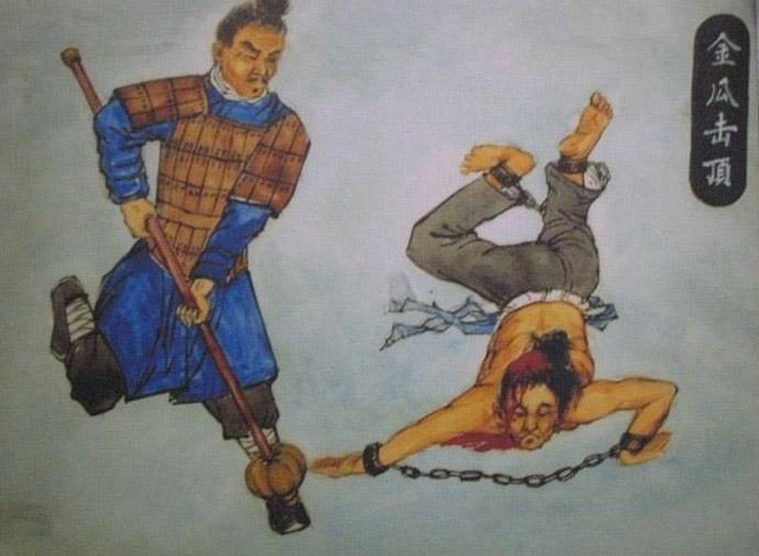 antiche torture cinesi