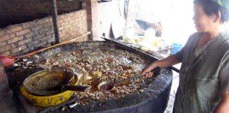 olio riciclato in CIna-cibi alterati in Cina