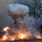 Fuochi d'artificio cinesi: Guerriglia o festeggiamenti per il capodanno cinese?