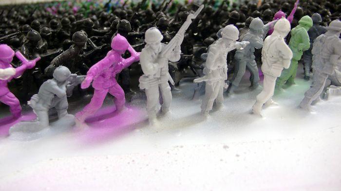 soldatini cinesi