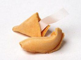 biscotto della fortuna