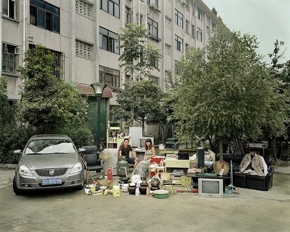 cose dei cinesi - Huang Qingjun