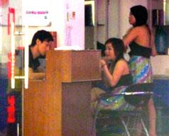 industria del sesso a Dongguan