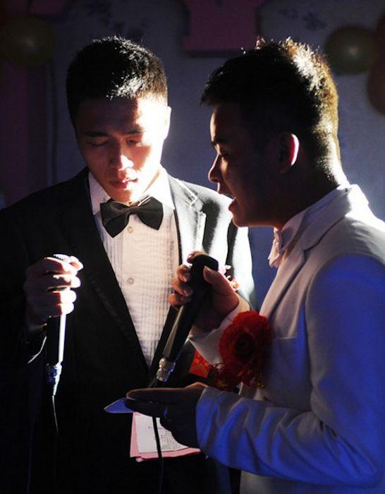 Cina matrimonio gay